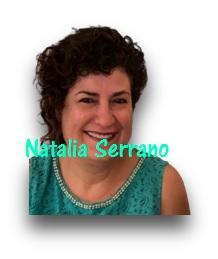 Natalia Serrano, lectora de registros akáshicos, profesora holística y sanadora